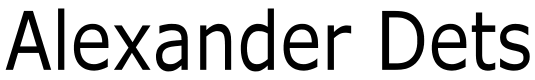 alexander-dets