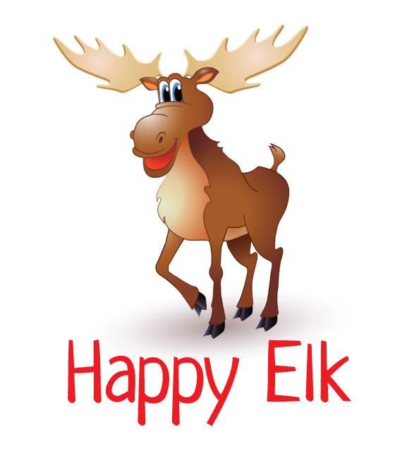 happy-elk