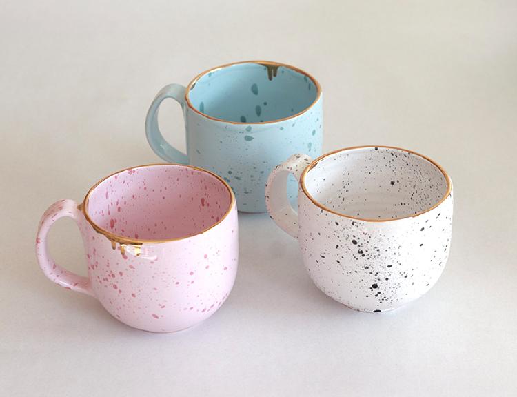 керамічні чашки яглина